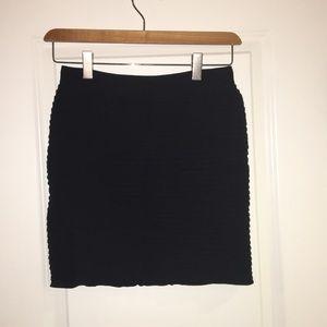 Bebe bandage skirt size m/l